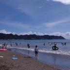 岩井海岸で遊んできました!